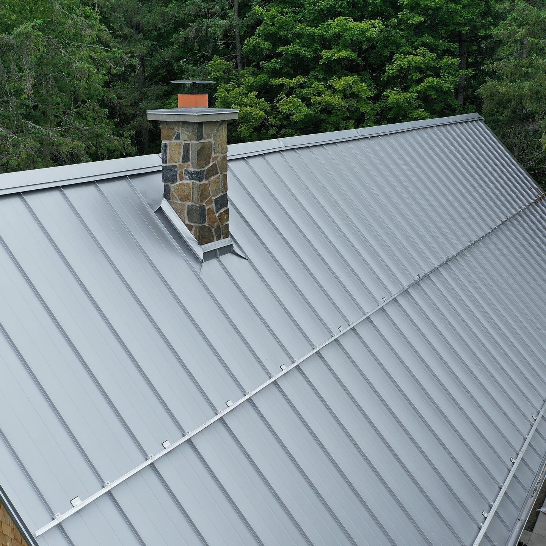 Metal Roofing: High-Performance Metal Roofing