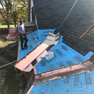 Slate Roofing Company in Quebec