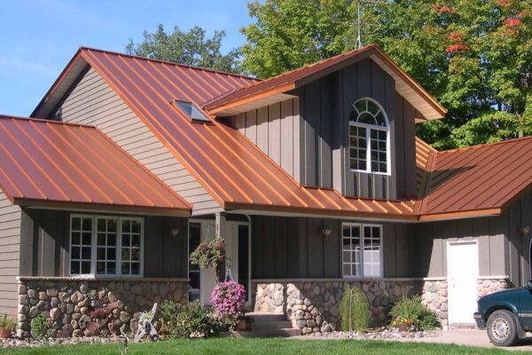 Copper Roofing Company Quebec