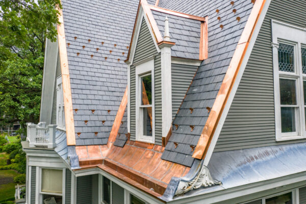 Copper roof installers near me