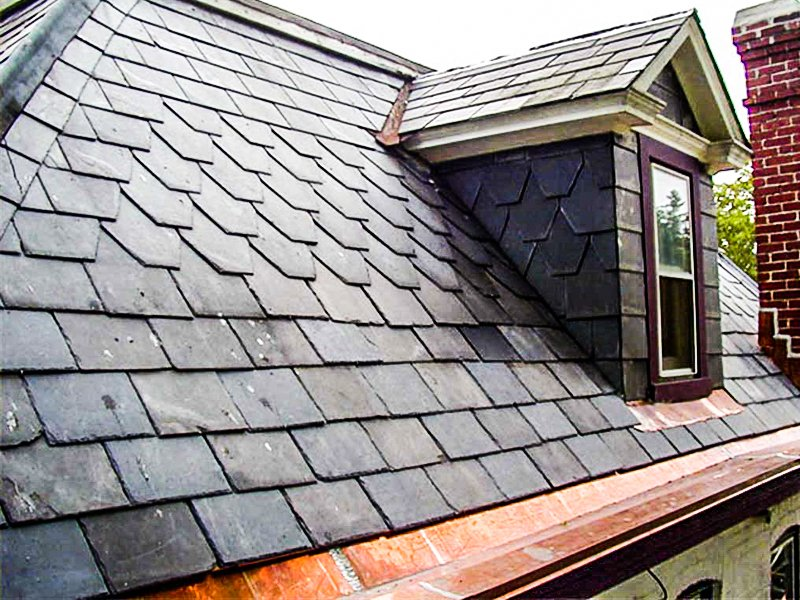 Slate Roofer in my area