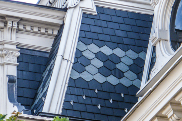 Slate roofing contractors in your area