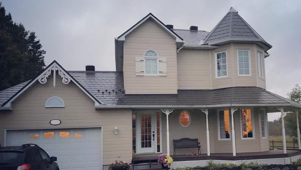 Types of Metal Roofing Canada