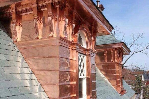 Copper Roofing Systems by Near Me