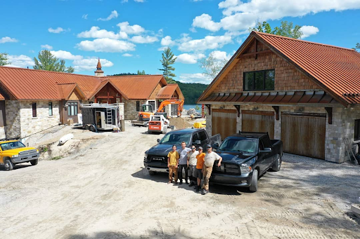 Copper Roofing in Quebec