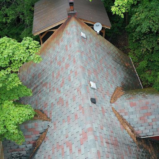 Slate Roofing Asphalt